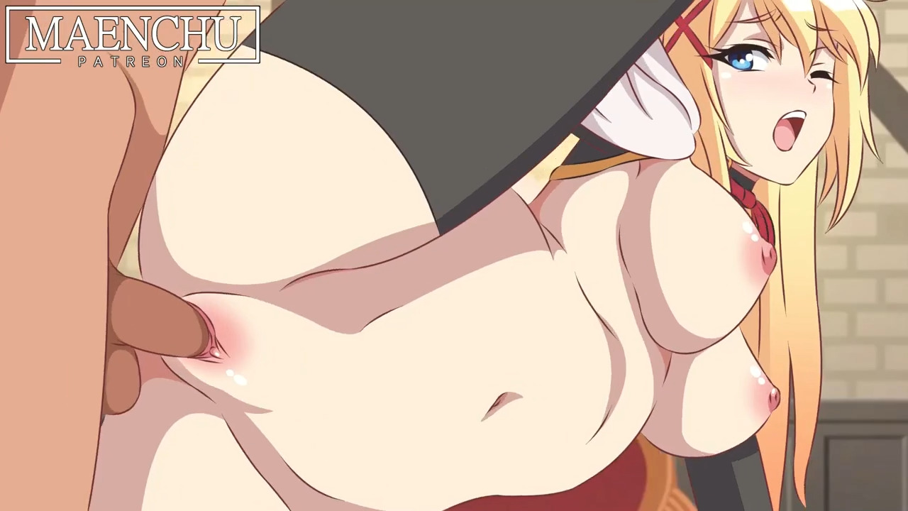 konosuba uncensored hentai animated